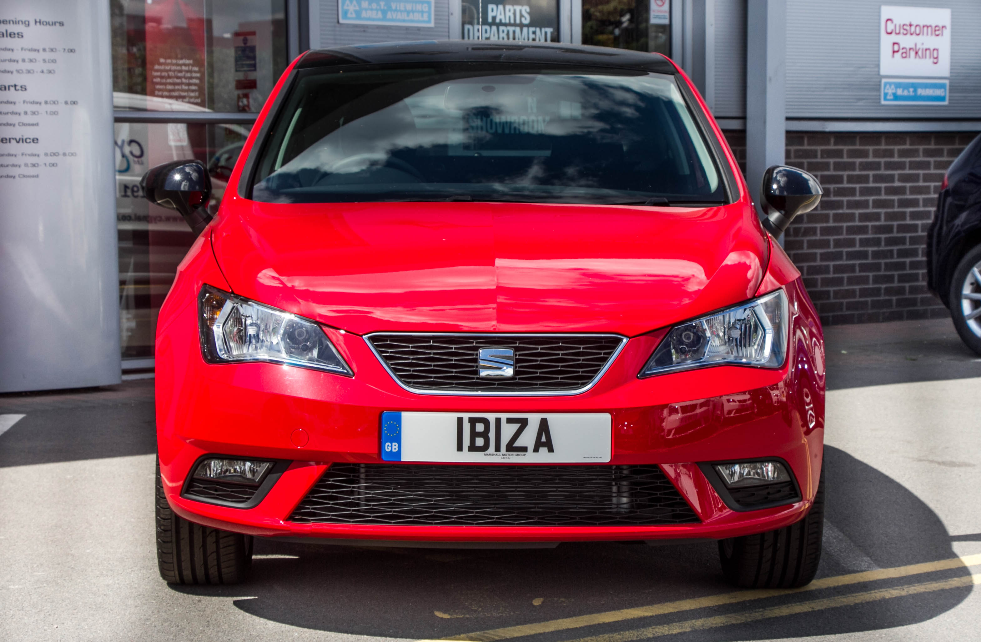 Review: Seat Ibiza
