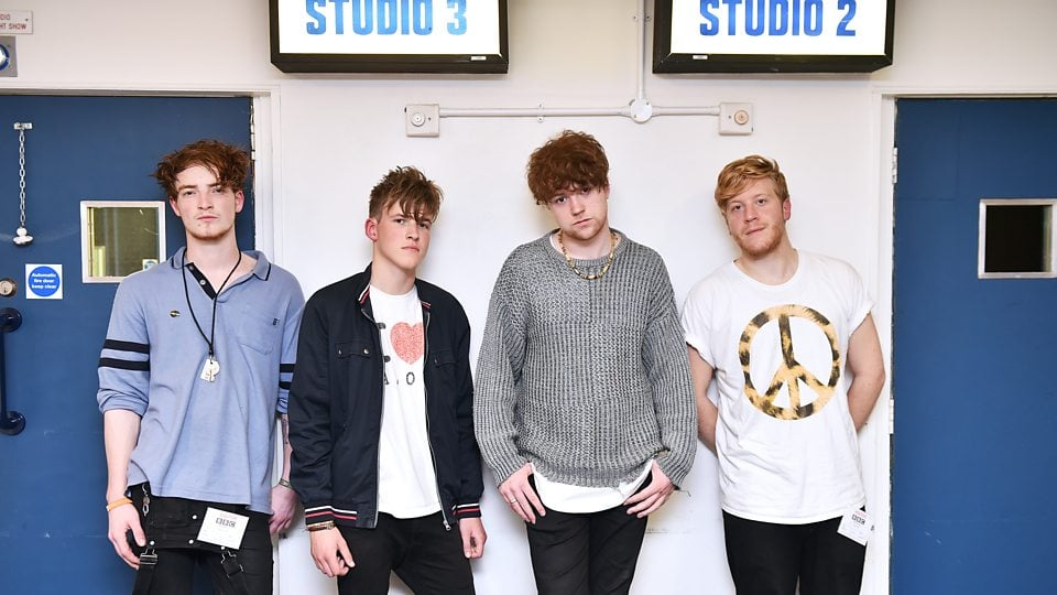 British rock band Viola Beach reported killed in car crash in Sweden