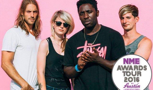 Neighbourhood Bests – NME Awards Tour 2016