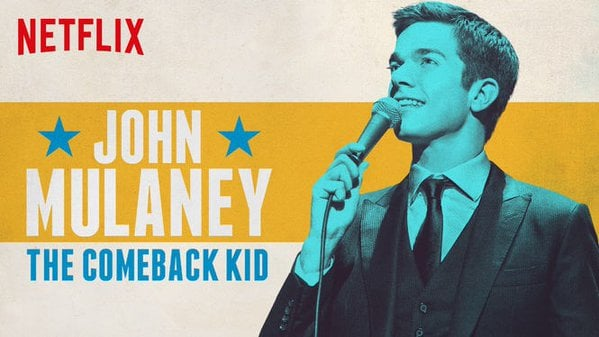 Netflix hidden gems- John Mulaney- The Comeback Kid