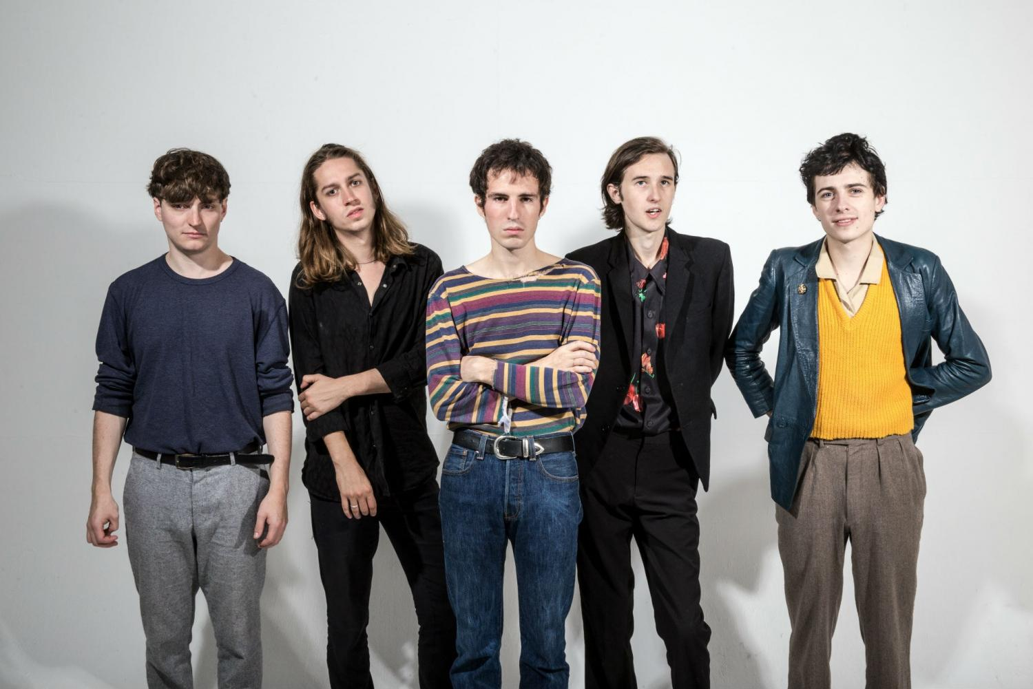 INTERVIEW TIME – Swim Deep