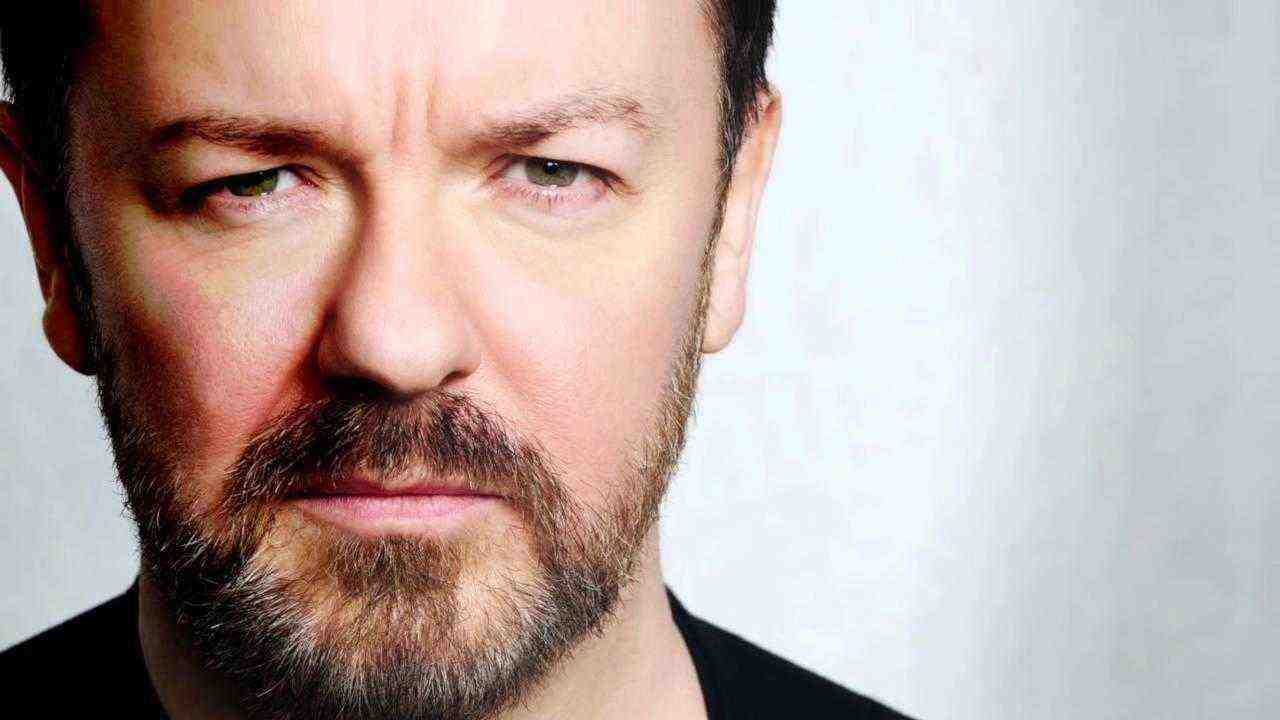 Ricky Gervais's Return to Stand Up