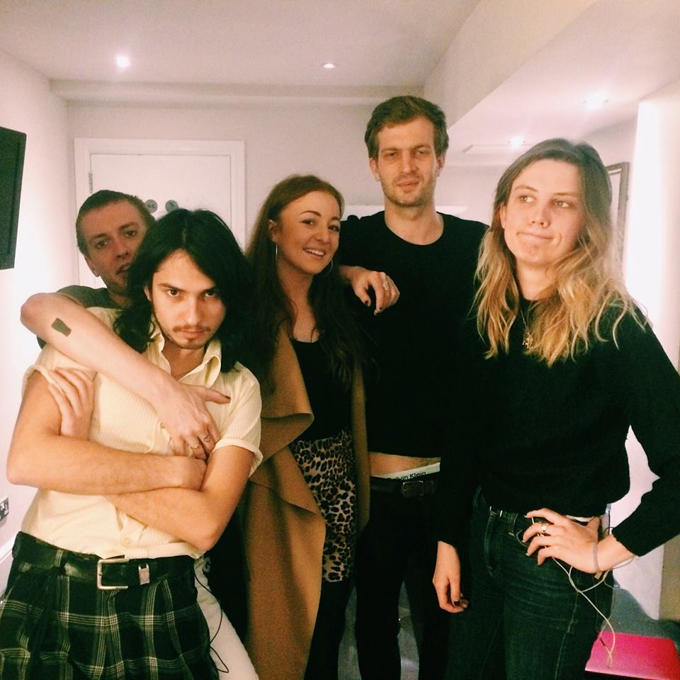 INTERVIEW TIME – Wolf Alice