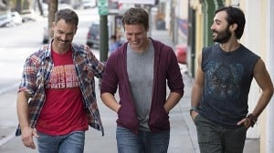 Looking, a show entered on the relationship of three gay men