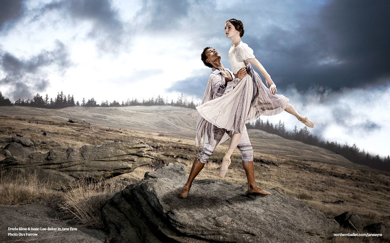 Ballet Performance at the Curve: Jane Eyre Adaptation