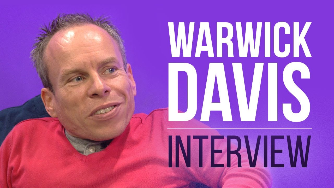 DemonTV: Warwick Davis 'From Leicester To Hollywood' Interview