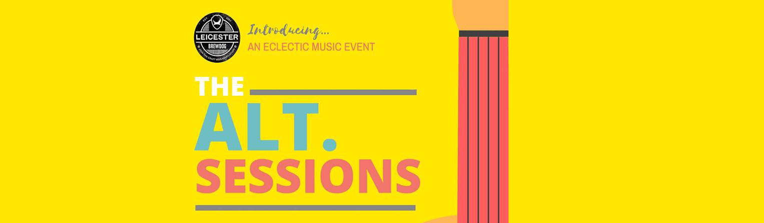 INCOMING: The Alt. Sessions. Live Music in Leicester