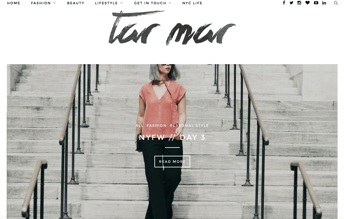 Blogger I'd Like to Befriend: Tara Marzuki