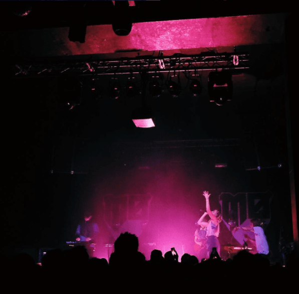 Mø – Nottingham Rescue Rooms