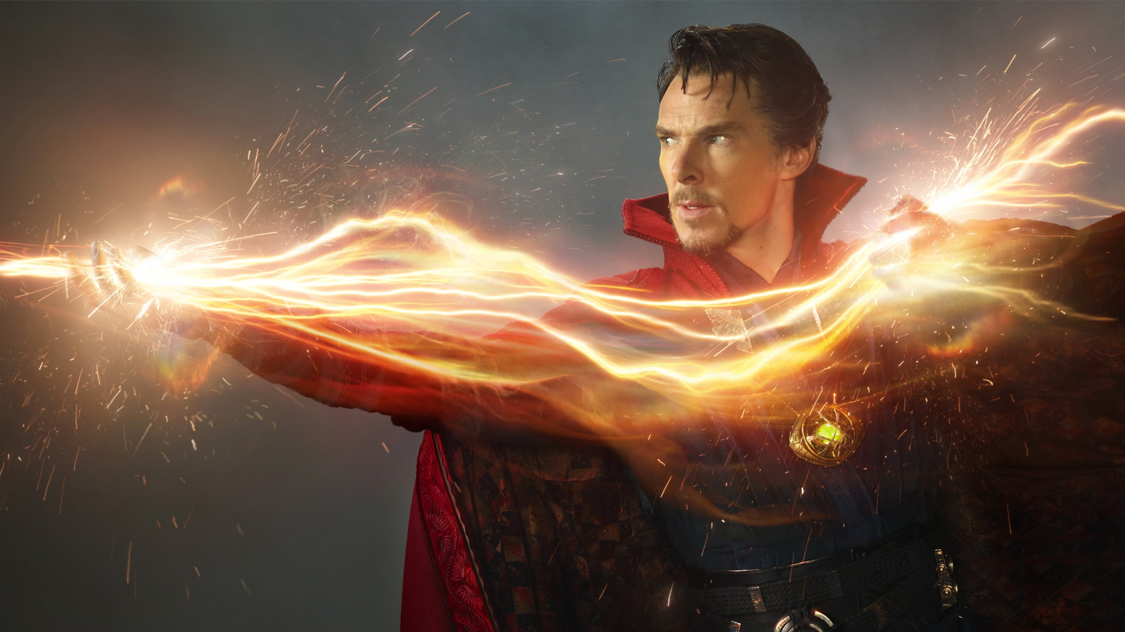Doctor Strange: Weird and Wonderful?
