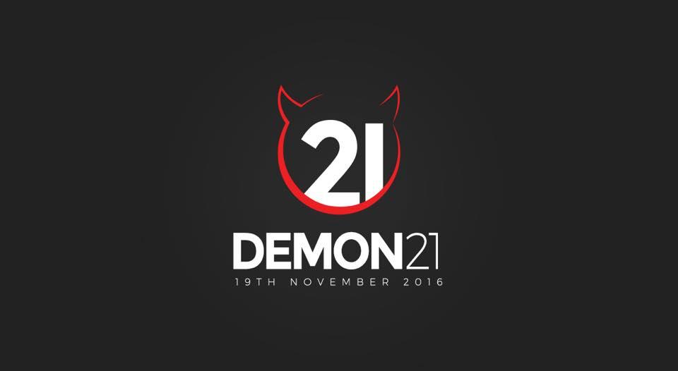 Demon Media celebrate 21st Birthday with #Demon21