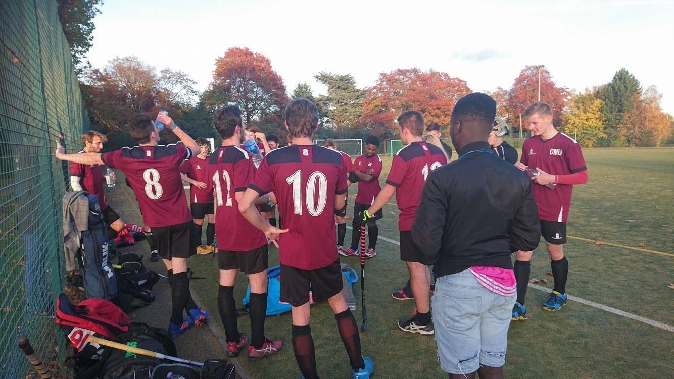Hockey claim first win of the season against UoL
