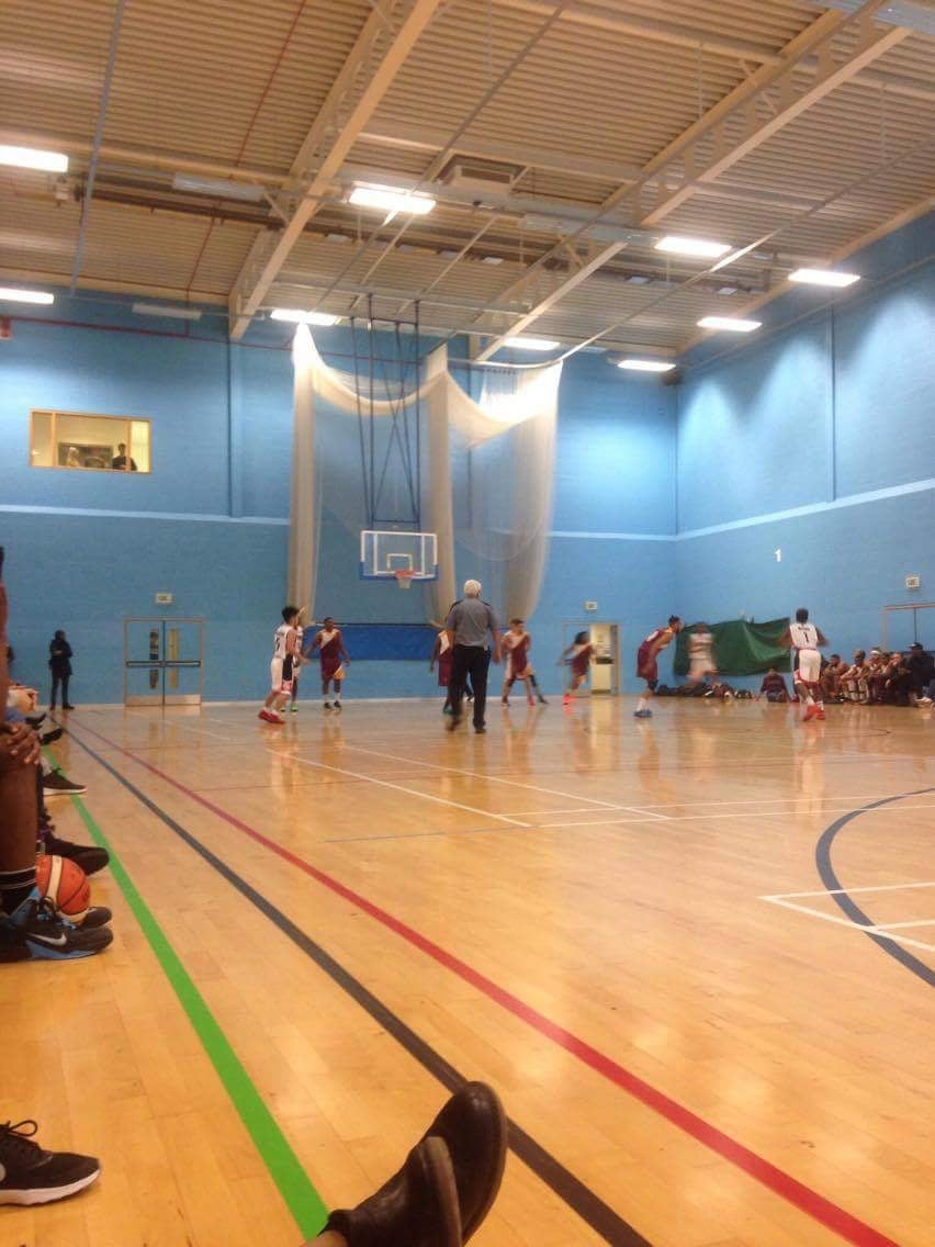 Hard fought game sees DMU Griffins unlucky to lose out
