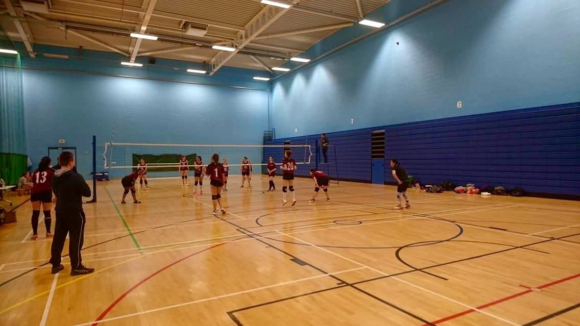Women's Volleyball lose out to Loughborough