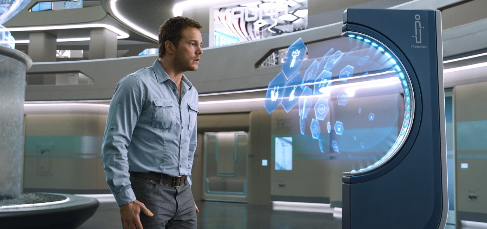 Passengers wraps sadness, beauty and dread into one cautionary tale