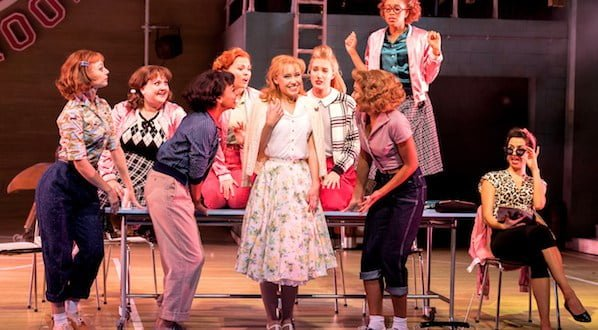 A Truly 50's Night Out! 'Grease' at the Curve Theatre