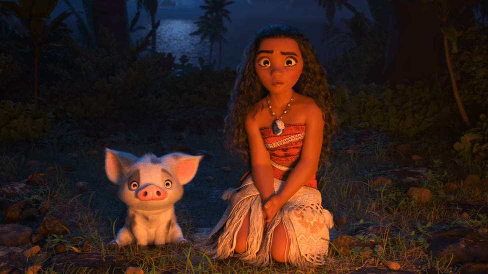 Does Moana mark a new age for the Disney Princess?