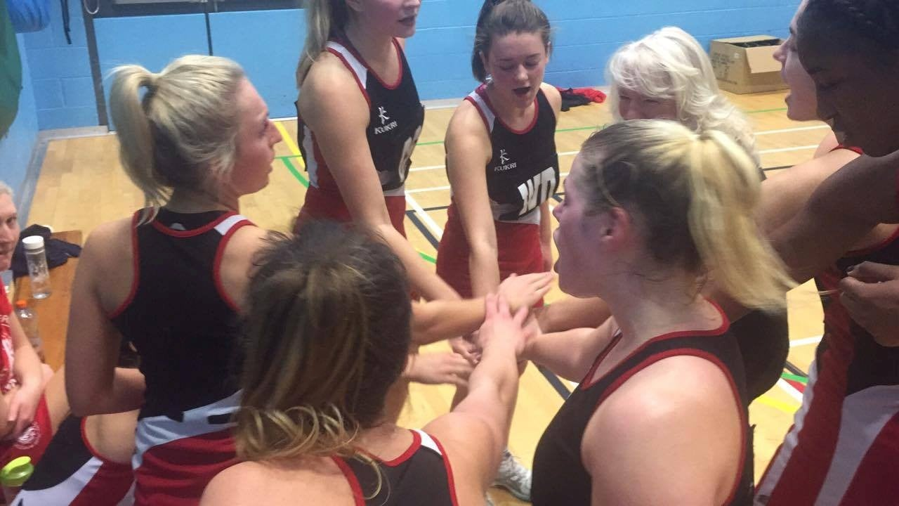 Netball: DMU blow Trent University out of the water