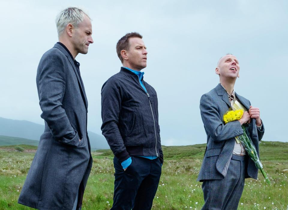 Be A Tourist in Your Own Youth – T2: Trainspotting Review