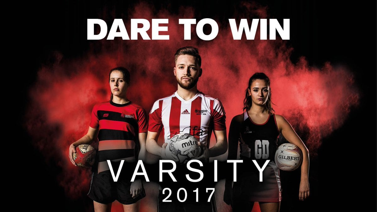 Varsity: DMU Futsal battle it out against UoL