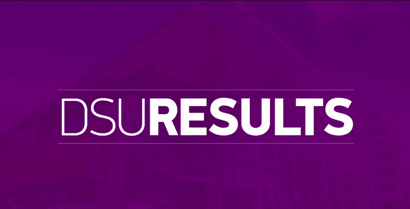 DSU Election Results