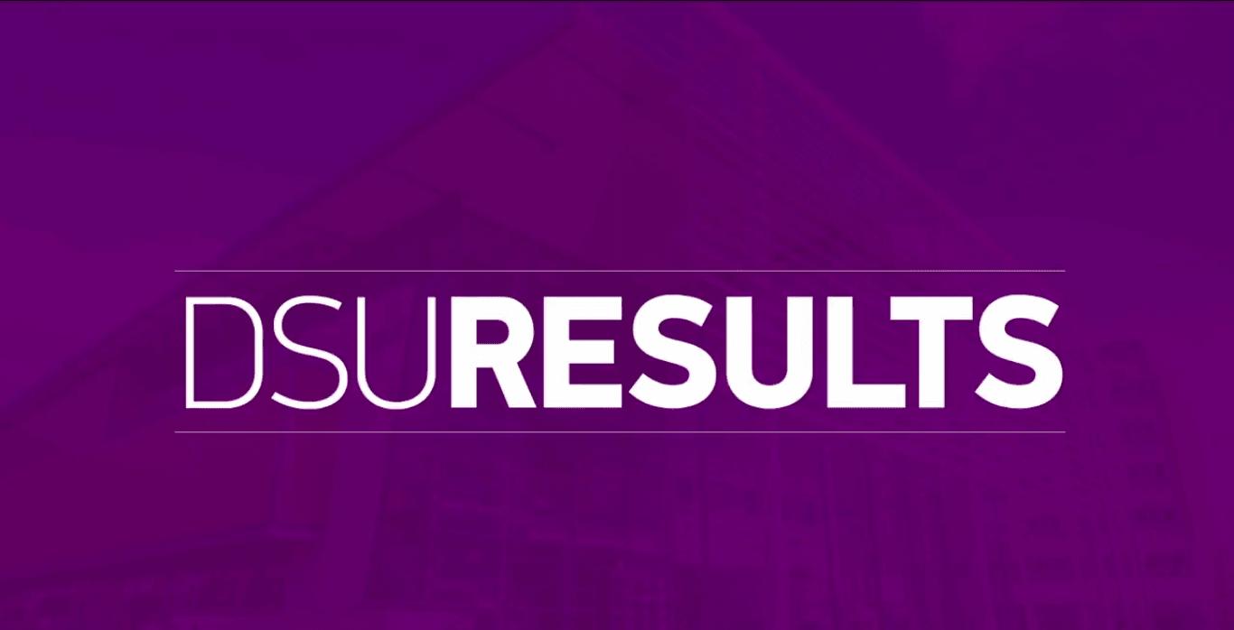 DSU Election Results