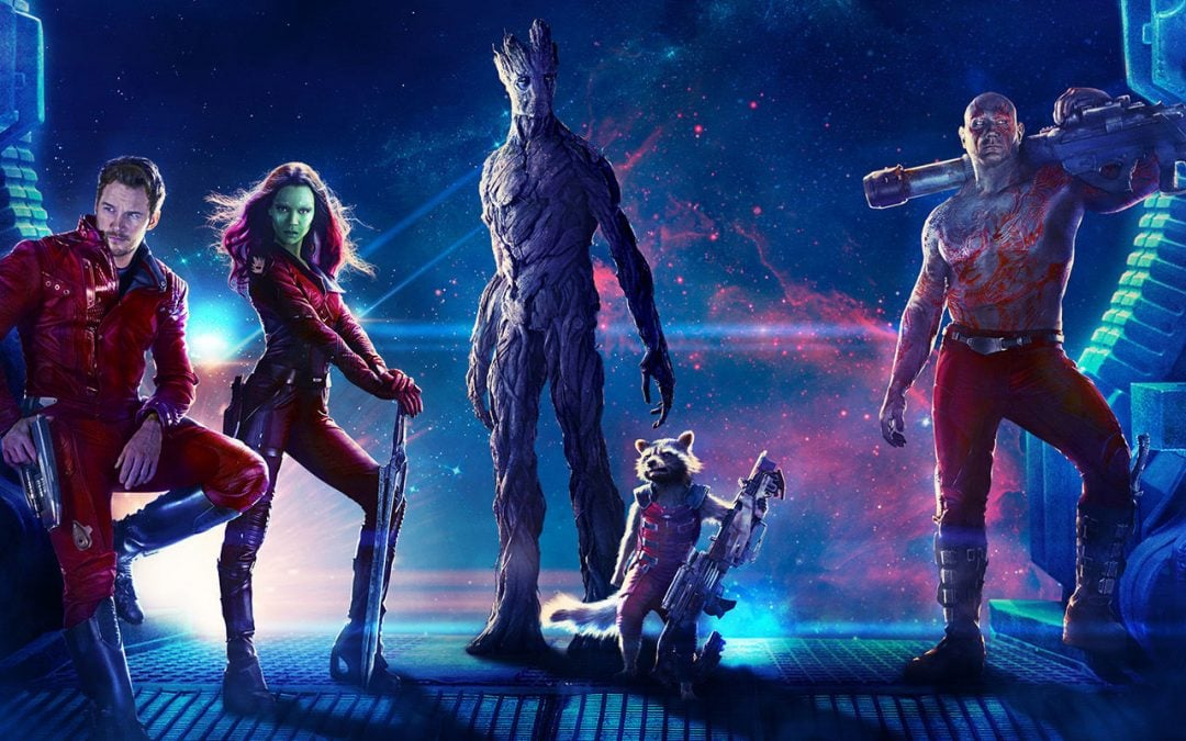 Guardians of the Galaxy Vol.2 is the MCU's standout winner