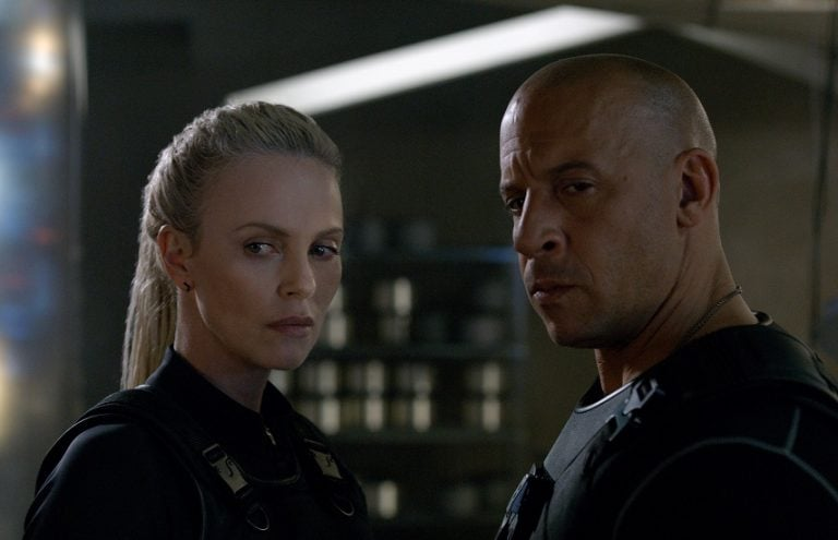 Throw reality out of the window for The Fate of the Furious