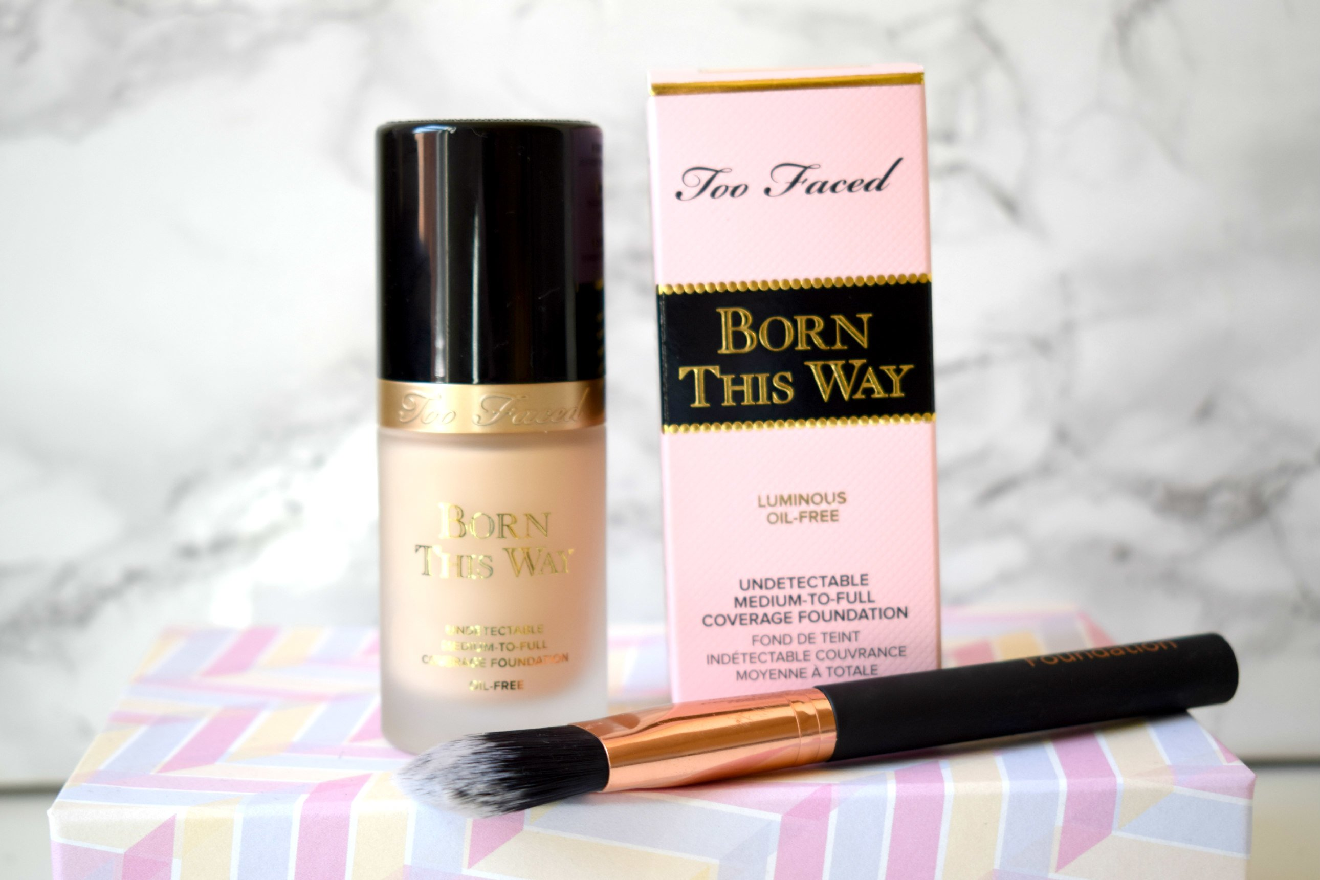 Too Faced 'Born This Way' Foundation Review