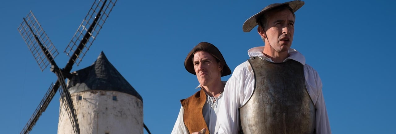 An ever-spinning reel – Rob Brydon and Steve Coogan return in The Trip to Spain