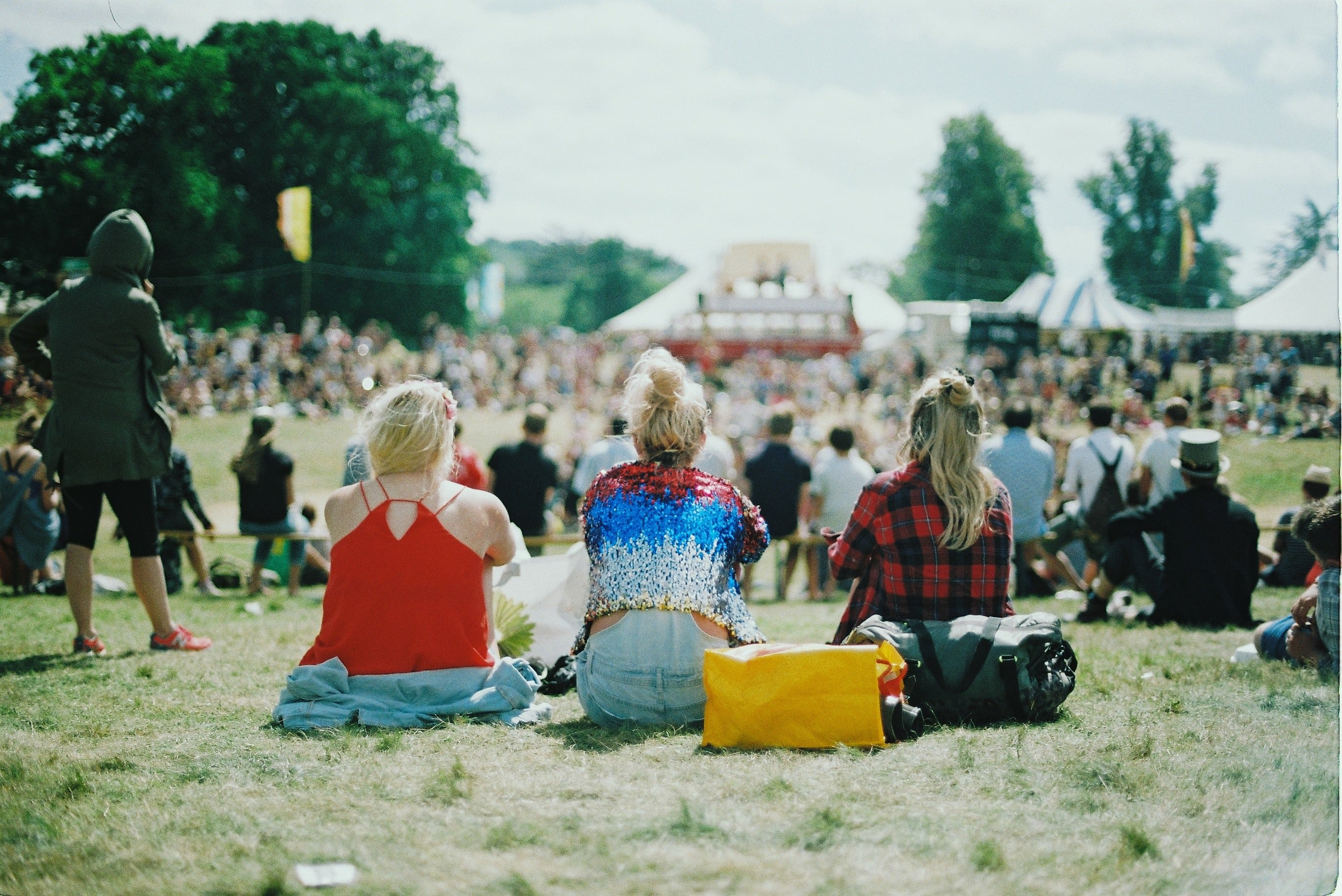 Through mud, sweat and blisters – the toils of being trendy at festivals