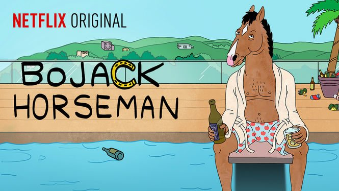Bojack Horseman: the age of the 'sadcom'?