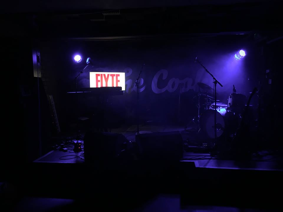 Flyte Play Intimate Gig in the Heart of Leicester