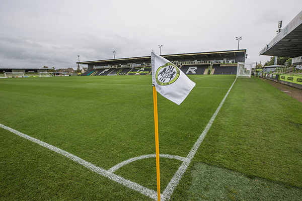 Forest Green Rovers: The greenest football club in England