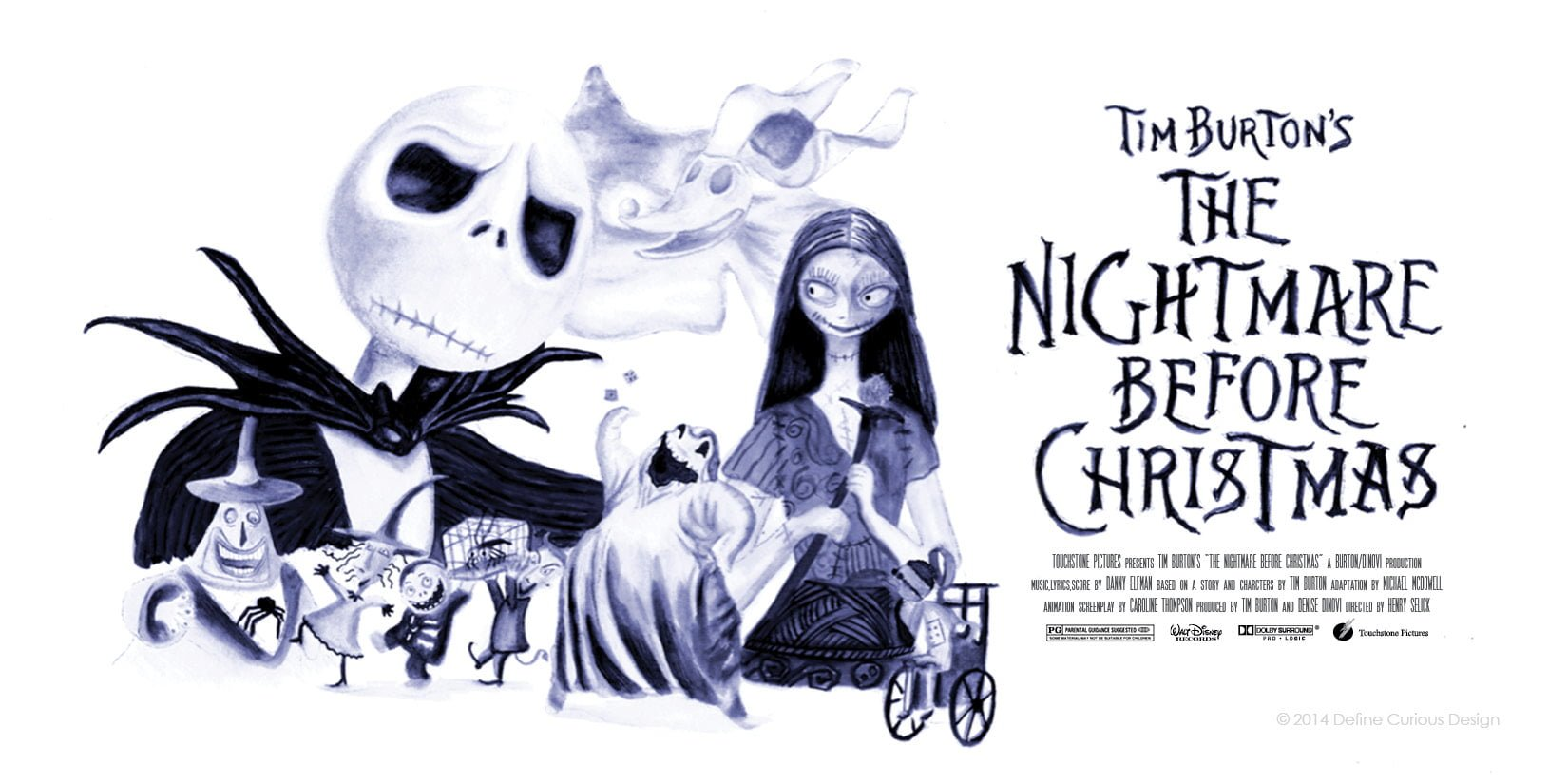 The Nightmare Before Christmas – Halloween or Christmas film?