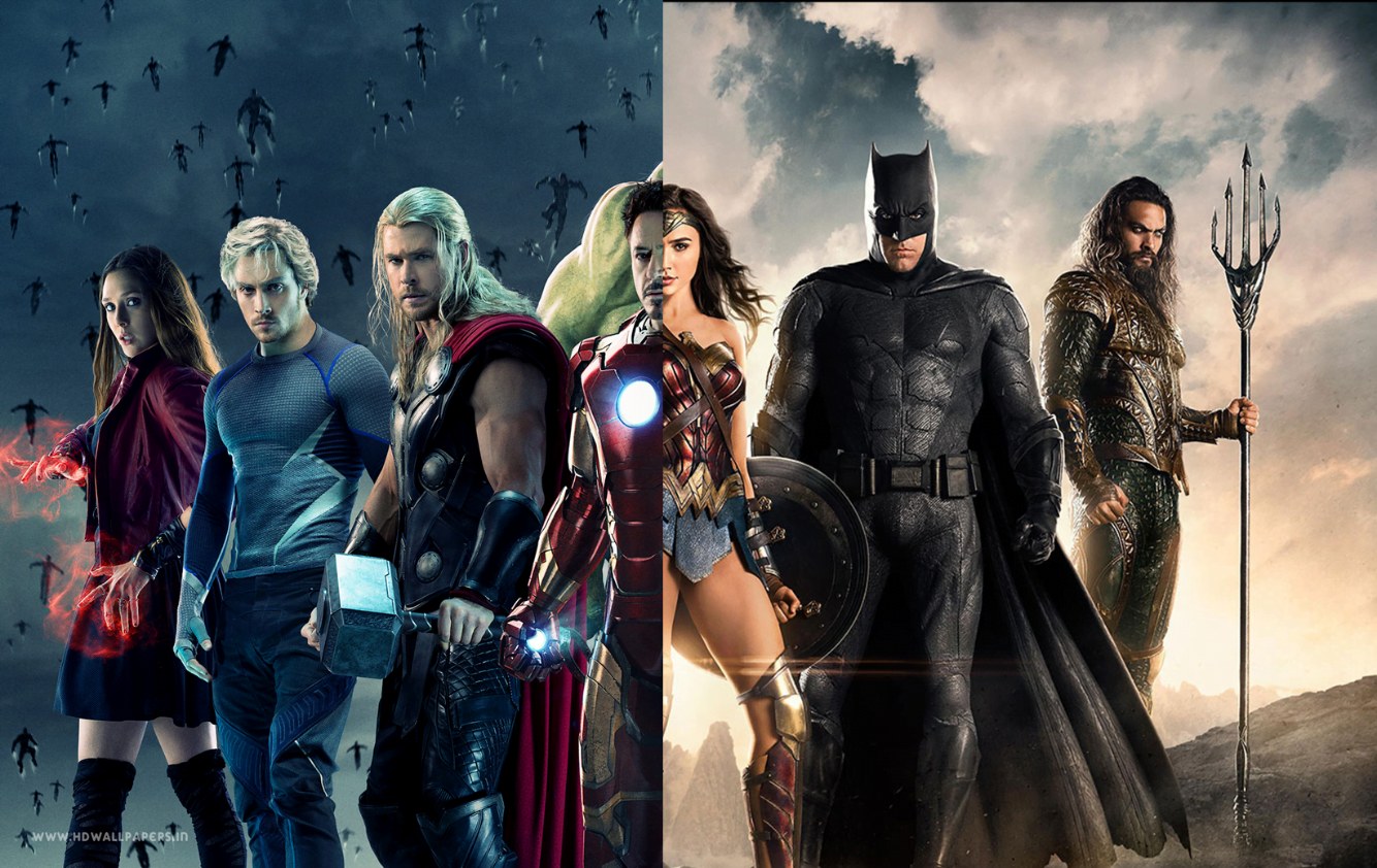 Justice League v Avengers Assemble: The Ultimate Fight for Cinematic Super-Group Supremacy