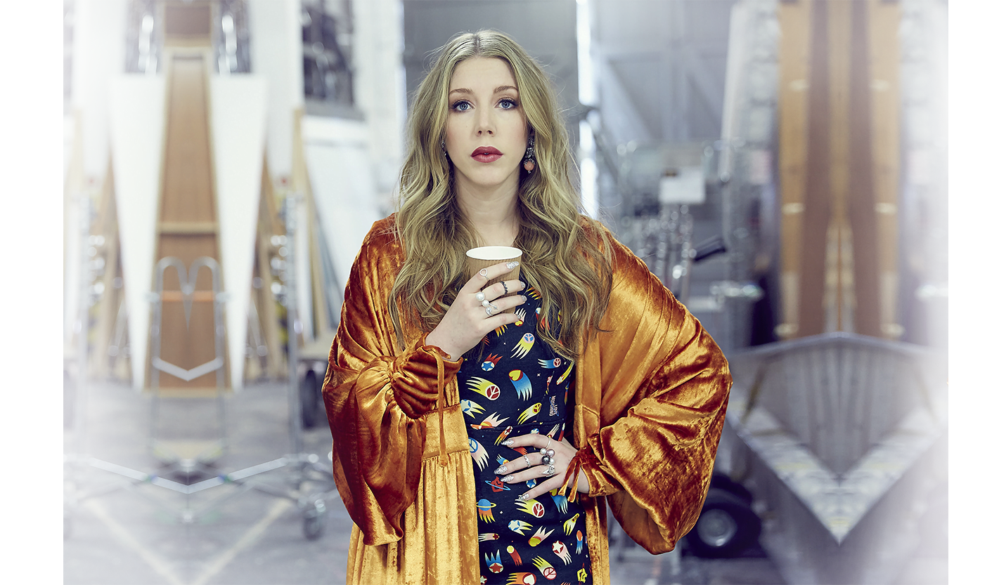 Katherine Ryan Review: Glitter Room in Leicester was an absolute hoot
