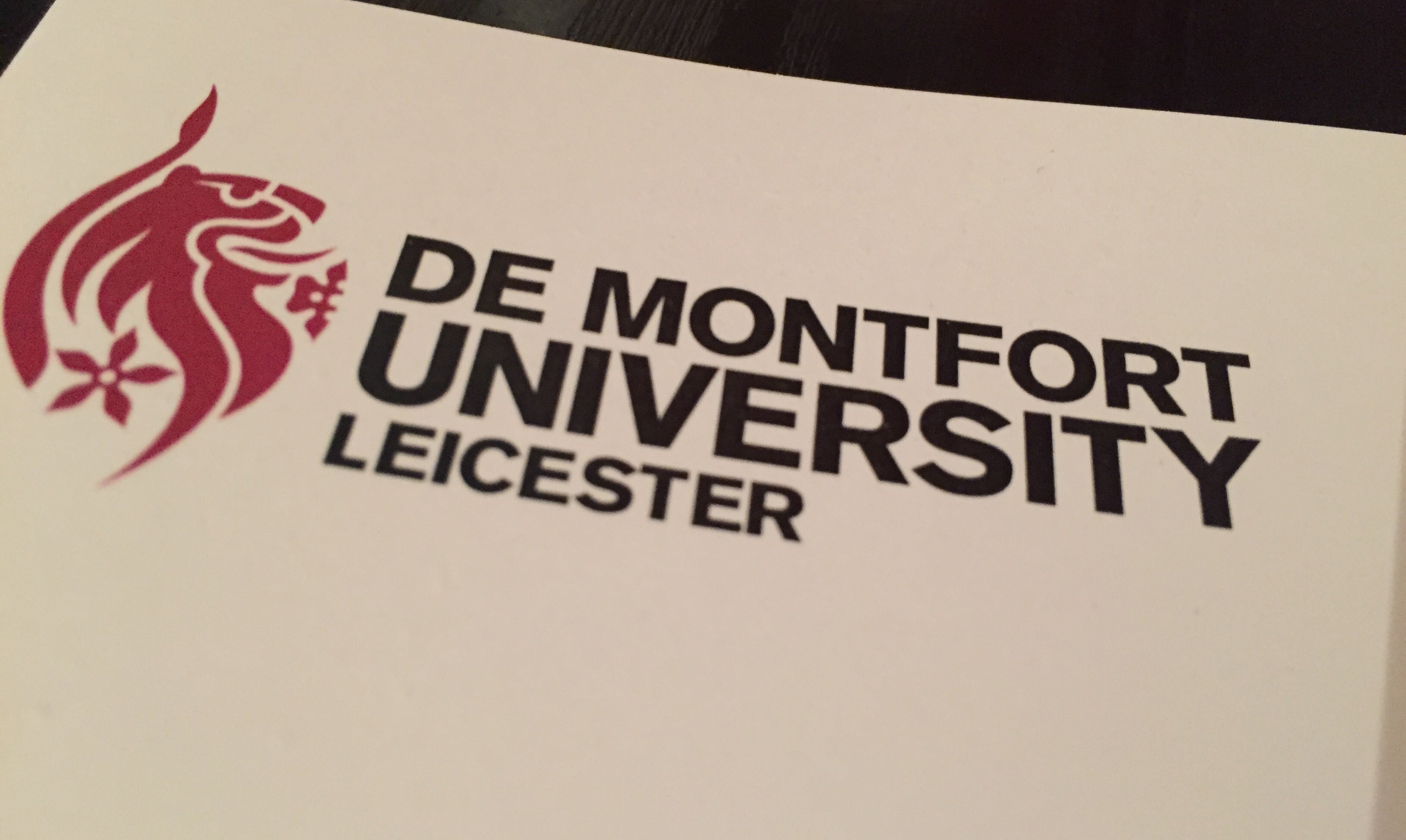 De Montfort student is suspended