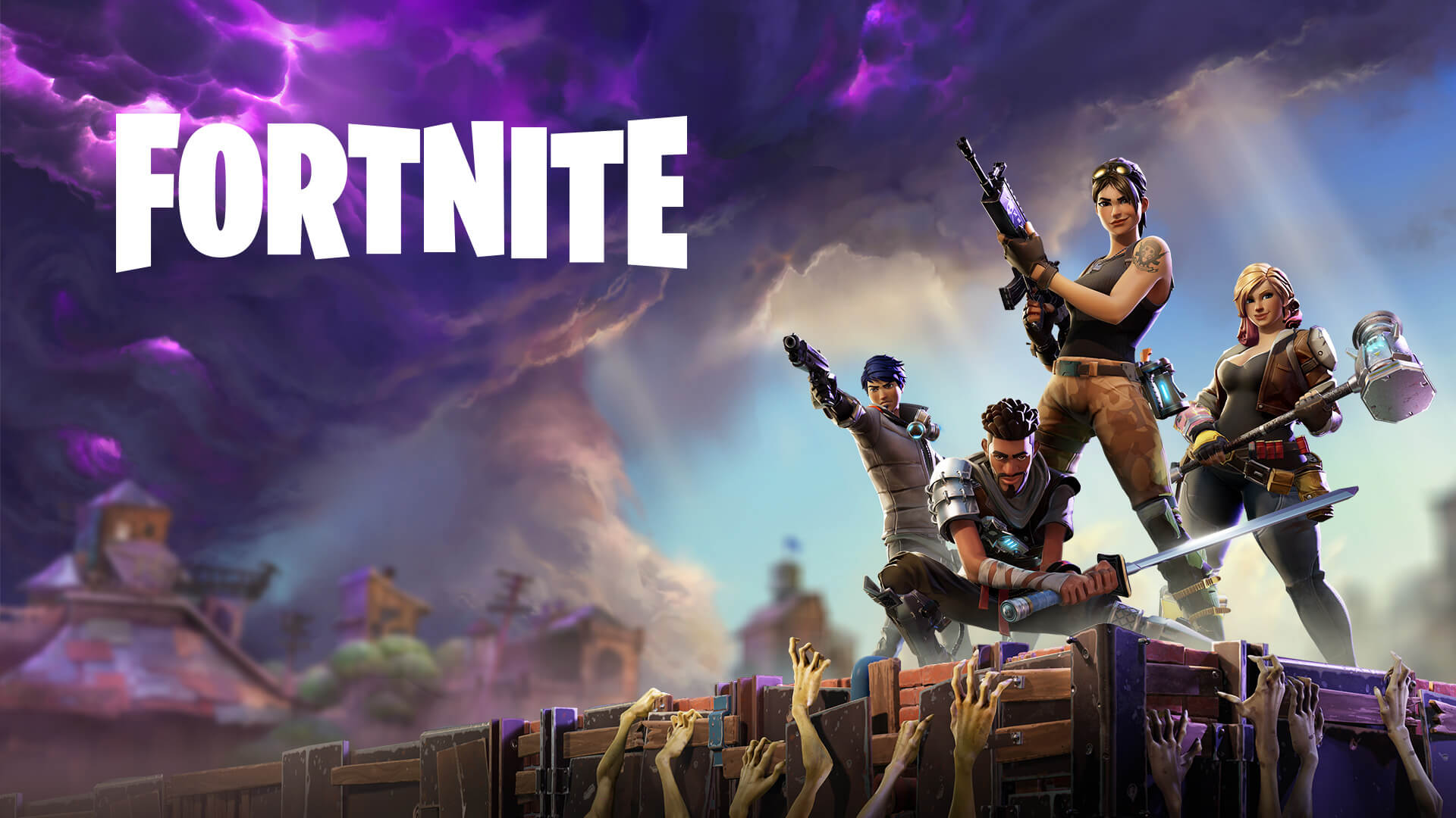 A Review of Epic Games' Fortnite