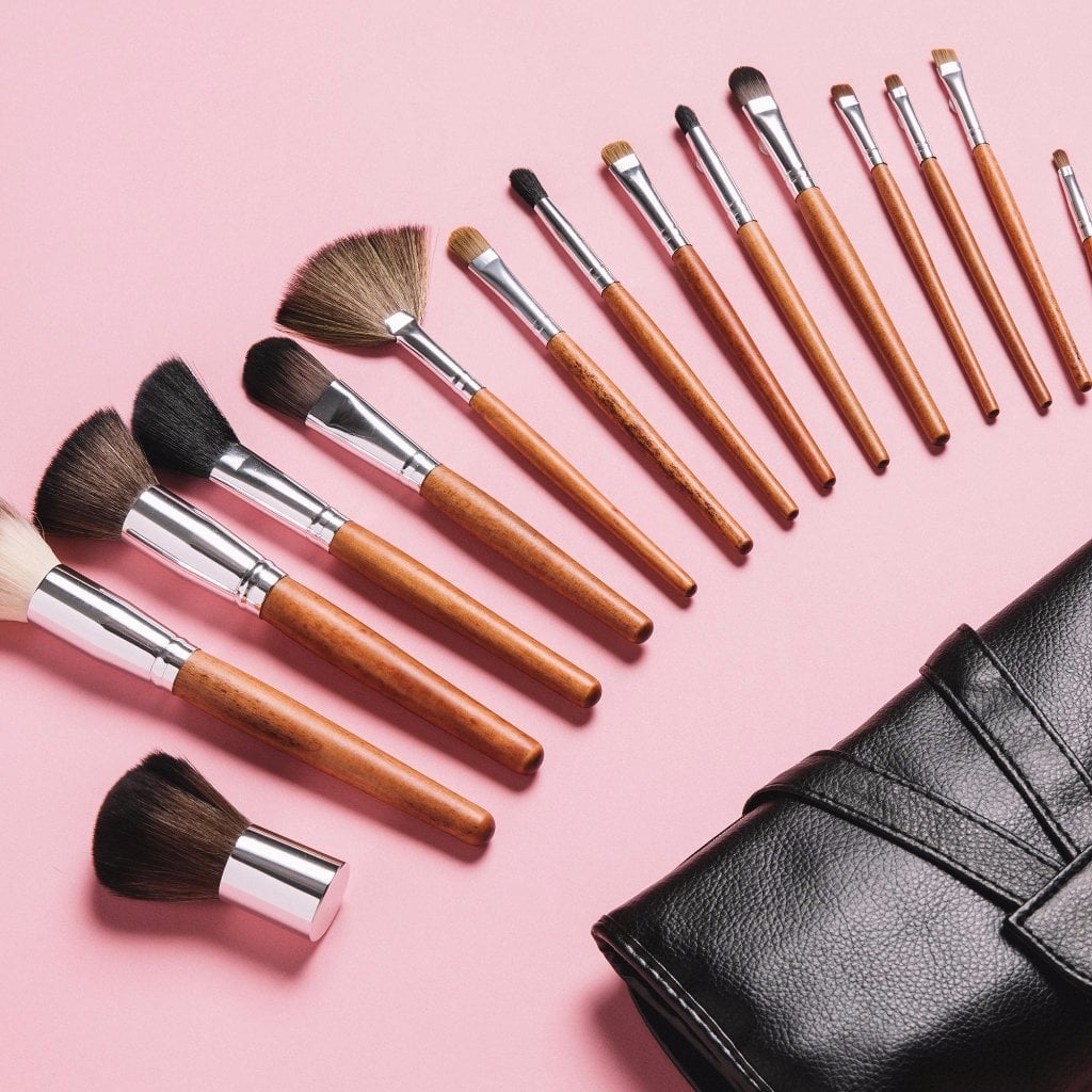Your Last Resolution: Clean Make-up Brushes