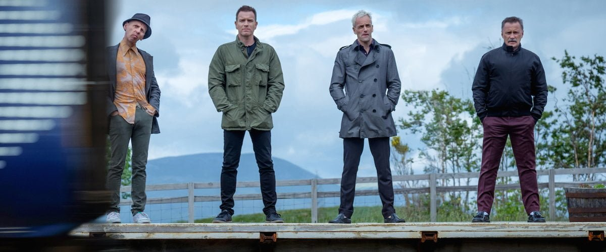 T2 Trainspotting Reviewed