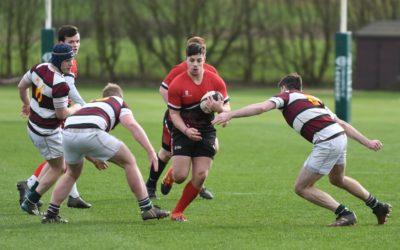DMU Men's Rugby 2XV Varsity 2019