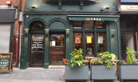 Pizza, Pots & Pints – The Re-vamped Orange Tree opens its doors, now called The Tree