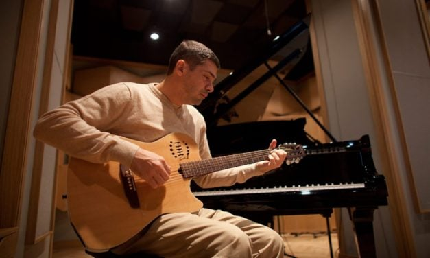 Intelligent Music Interview with Dr Vrabevski