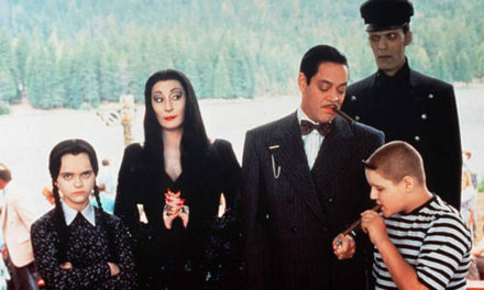 Top 5 Addams Family films