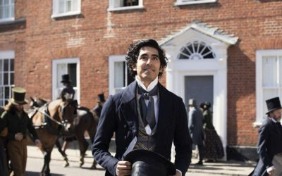 A Whimsical Adventure: The Personal History of David Copperfield