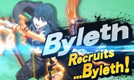 Super Smash Bros DLC: Byleth Review
