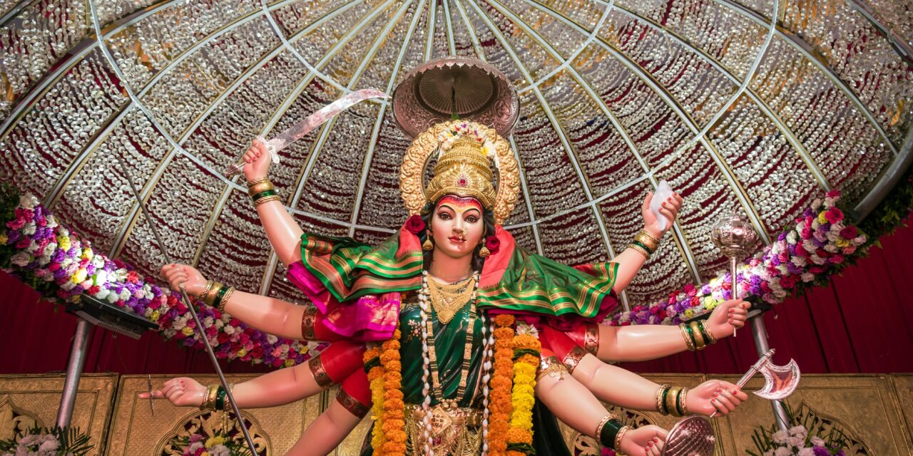 Navratri: 9 days, 9 nights