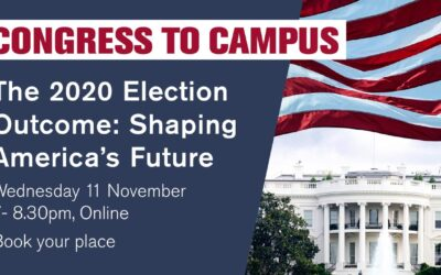 Congress to Campus 2020: What Happens Next for the US?
