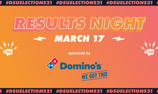 DSU Elections 2021: New Officer Team for 2021/22 announced!